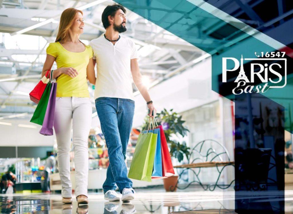 باريس إيست مول العاصمة الادارية الجديدة Paris East Mall