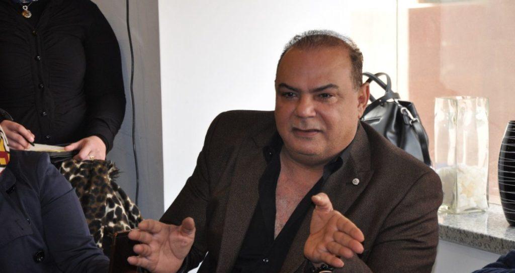 هشام الخولي - شركة بيراميدز